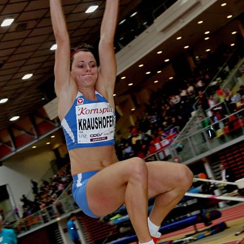 SPORT, Leichtathletik, gugl-indoor, Tips-Arena, Linz, 31.01.2013