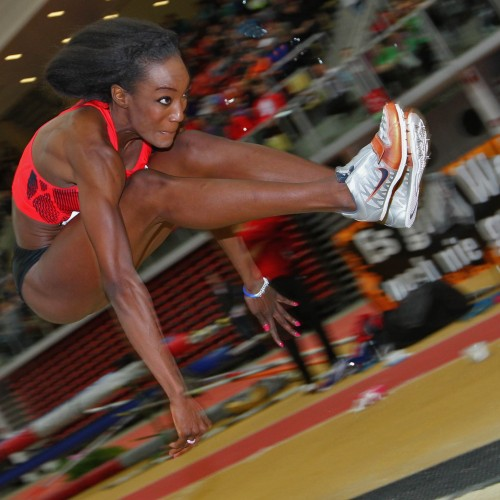 SPORT, Leichtathletik, guglindoor, Linz, 02.02.2012
