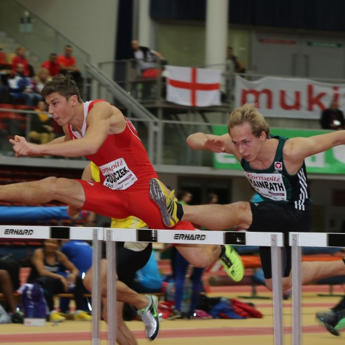 SPORT, Leichtathletik, Gugl Indoor Meeting 2014, Linz, 30.01.201