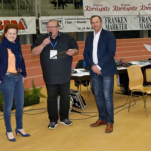 SPORT, Leichtathletik, GUGL-MEETING Indoor, Linz, 2017_02_10
